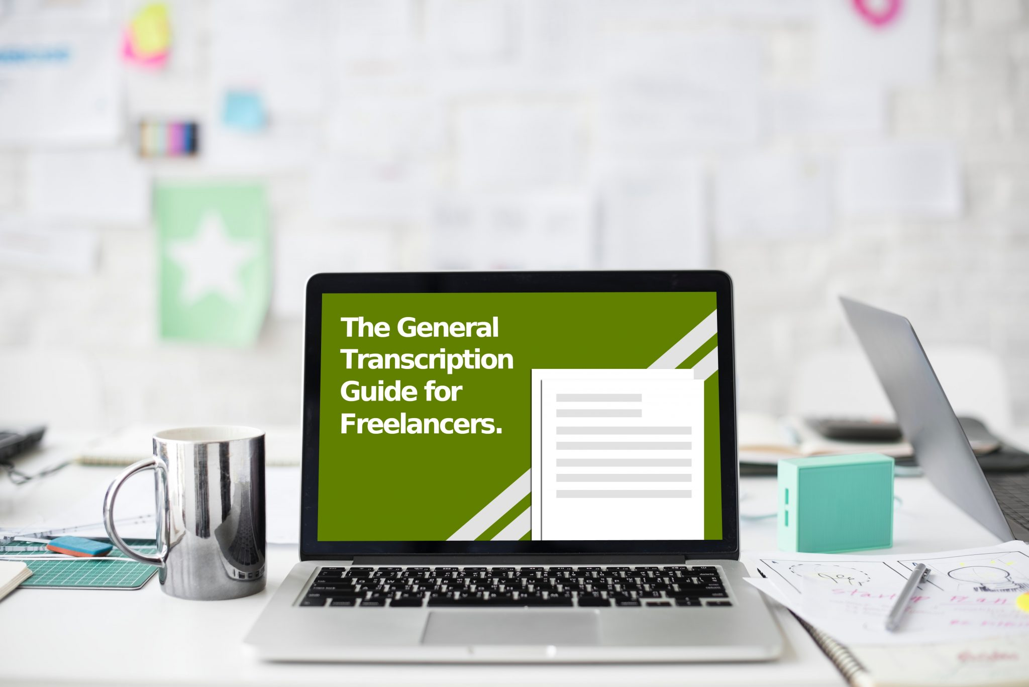 The General Transcription Guide for Freelancers